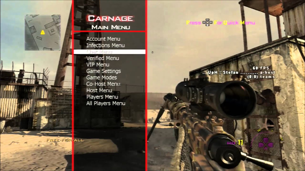 Mw2 Mods Ps3 - Year of Clean Water