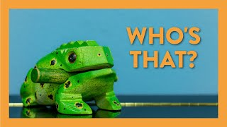 Who's That? - Piano Lesson 31 - Hoffman Academy