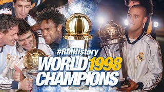 Intercontinental Cup 1998 | Real Madrid 2-1 Vasco da Gama