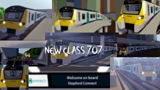 Next-Gen SCR Class 707 (Stepford County Railway) - 21/07/19 - Roblox