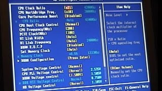 AMD FX-6300 Overclocking - Beginner's Guide (970a-ud3) Bios settings and Windows Temp.