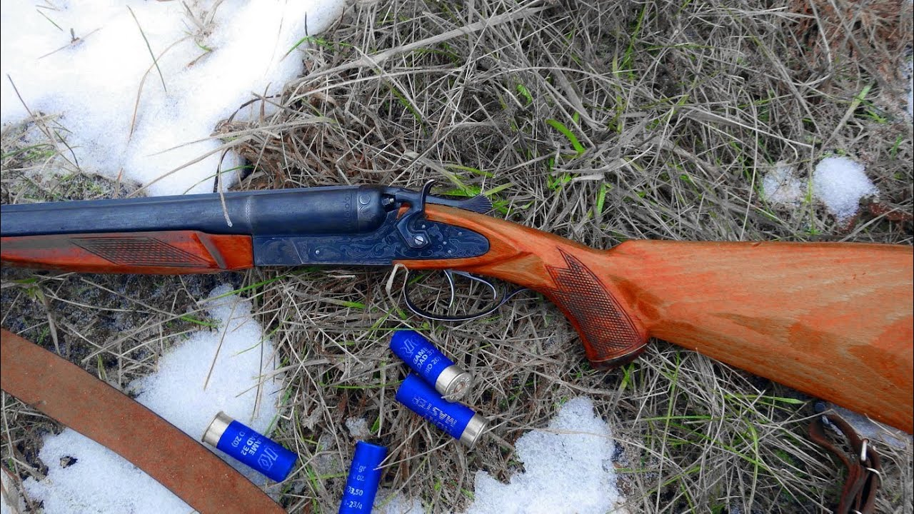 Ружья охотничье ИЖ 12 - YouTube