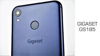 Smartphones aus Deutschland - Gigaset GS185 Review - Moschuss.de