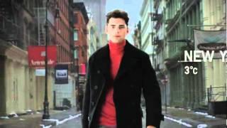 UNIQLO HEATTECH Advertisement (30s TV CM, UK ver)