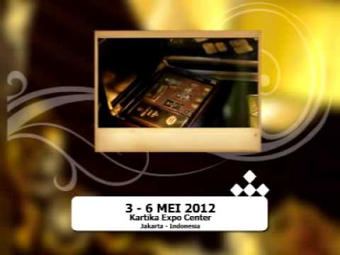 Jakarta International Jewellery Fair 2012 (5th JIJF 2012)