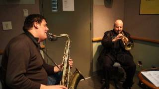 Greg Gisbert & Rob Scheps on Bright Moments! 2-3-12