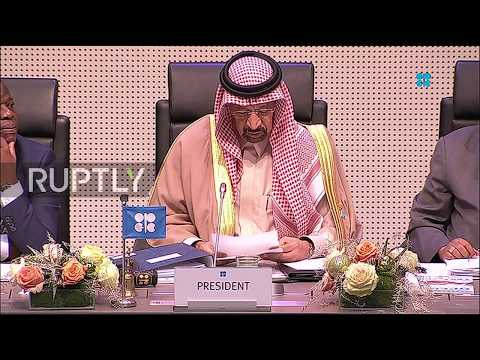 Austria: Saudi Energy Minister lauds OPEC oil output cuts as 'encouraging'