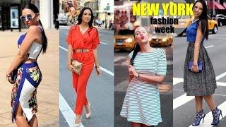 New York Fashion Week con Mariale :)