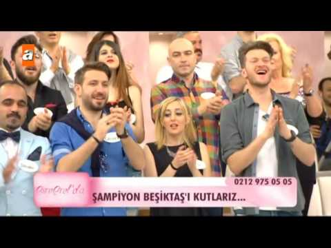 Şampiyon Beşiktaş'ı kutlarız - Esra Erol'da 183. Bölüm - atv