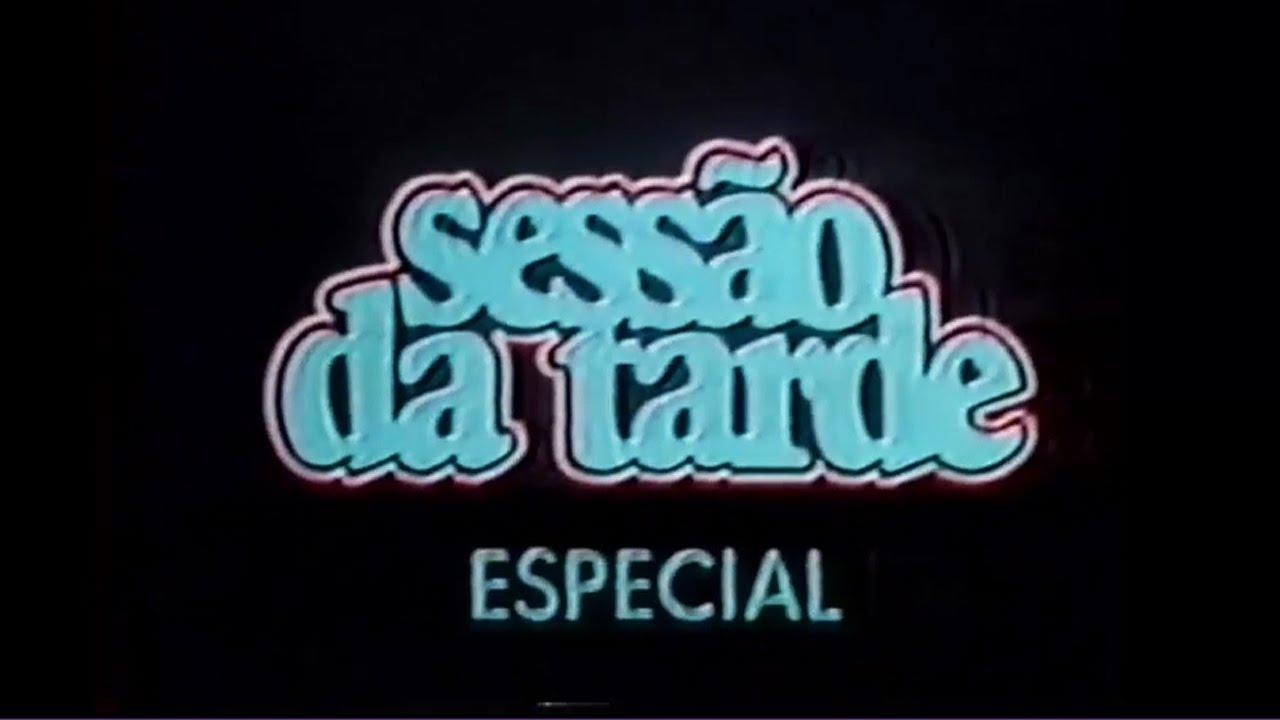 Intervalo Rede Globo Sessao Da Tarde 13 10 1989 1 7 Youtube