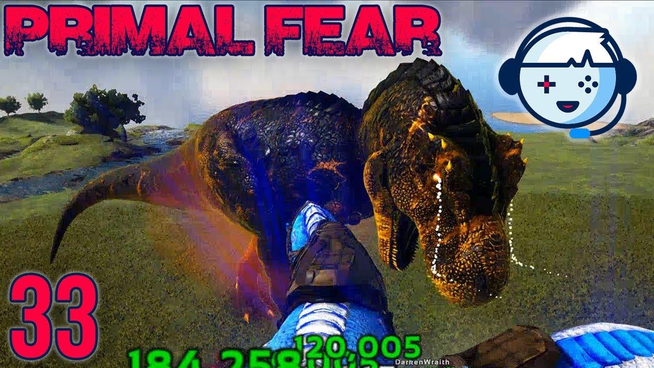 Primal Fear Wiki Ark