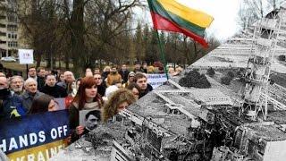 Чернобыль рассекречен / Вильнюс протестует/ Выбор Донбасса / НЕДЕЛЯ-ONLINE