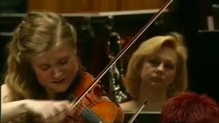 Fragmenti no Zigmara Liepiņa Koncerta vijolei un orķestrim