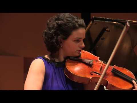 H.I.F. Biber, Passacaglia arr. solo viola, Marina Thibeault
