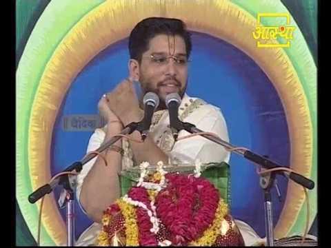 Anurag Krishna Shastri Ji |  Man Mohna Hye Nnnd Nandana | Aastha Channel