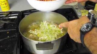Sausage Cajun Corn Bread Red Beans