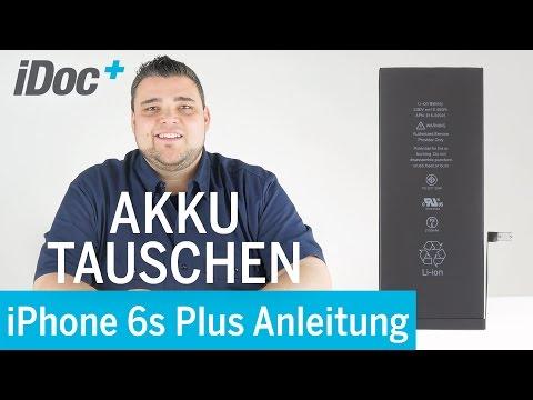 iPhone 6s Plus - Akku tauschen