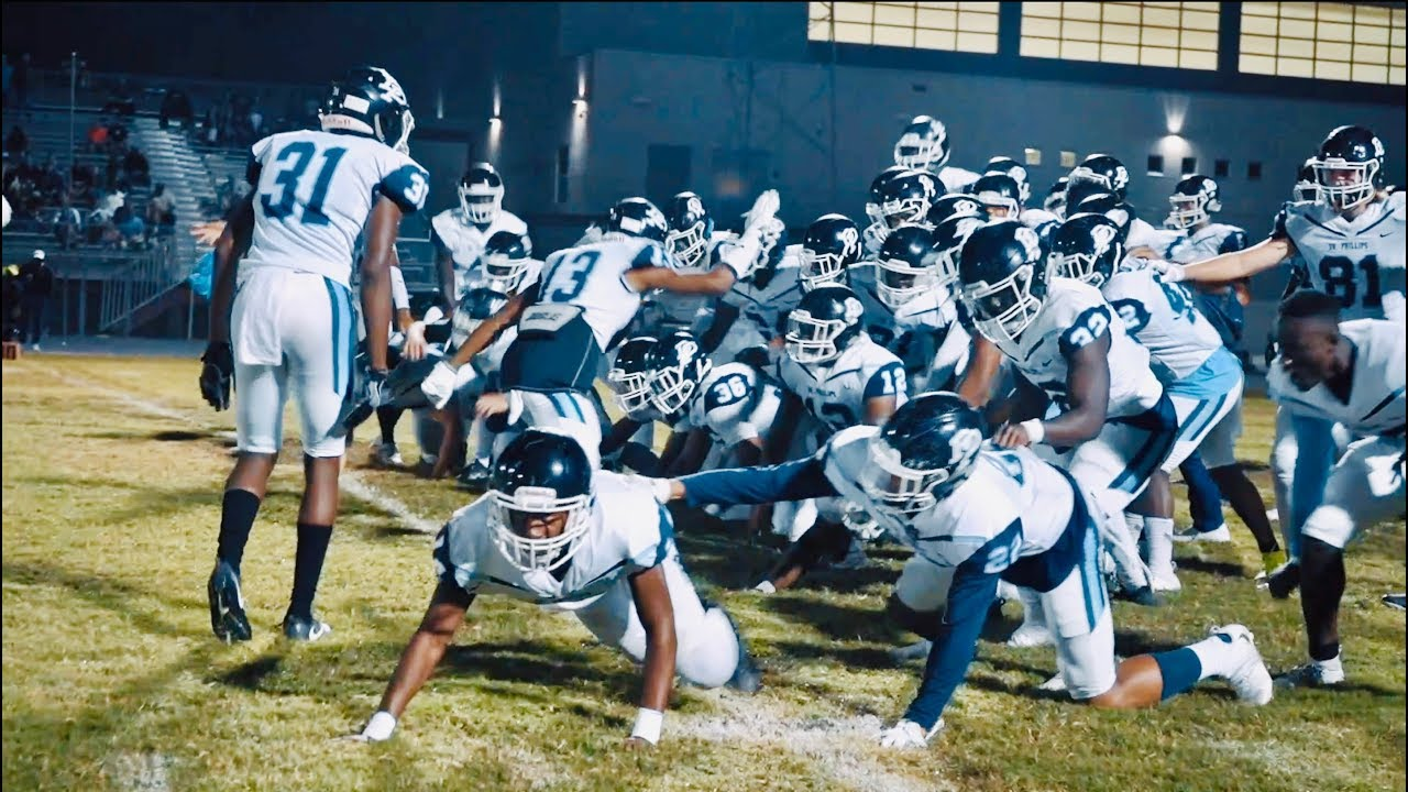 This Is What One Of Florida S Best High School Football Team Looks