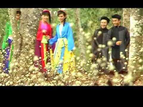 Vui đón xuân - ca sỹ Trang Nhung
