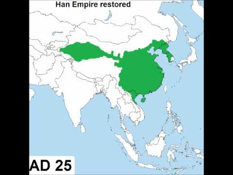 comparing roman empire and han dynasty A lecture about the roman empire and then a comparison with the han dynasty btw - that student was right, i did spell emperor incorrectly.