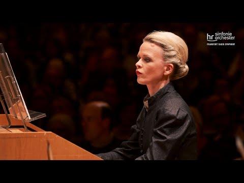 J. S. Bach: Konzert d-Moll BWV 1052 für Orgel ∙ hr-Sinfonieorchester ∙ Apkalna ∙ Minasi