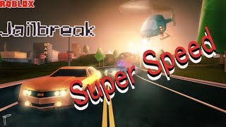 ROBLOX - JailBreak - Speed Hack ( 2019)