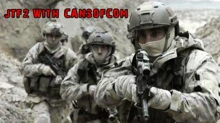 JTF2 SPECIAL FORCES With CANSOFCOM