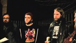 Hang the Bastard Interview @Colchester, UK - 12th March 2015