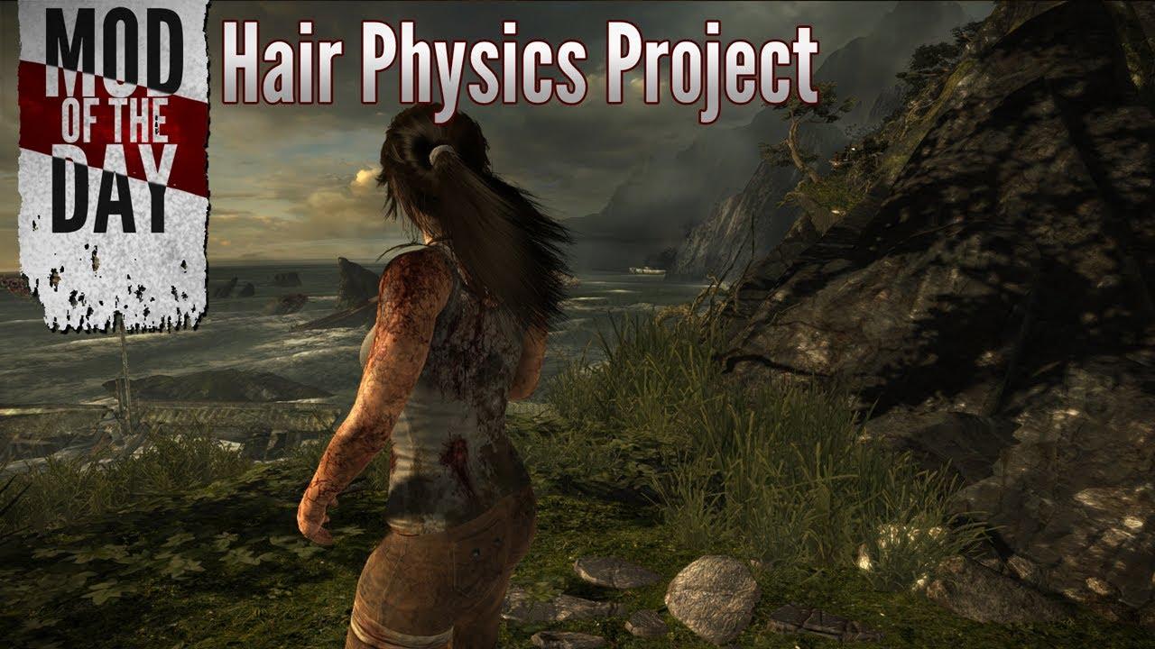 Skyrim Hair Physics Project at Skyrim Nexus - mods and community