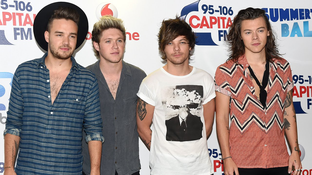 One Direction Detail: One Direction New Album Details Revealed
