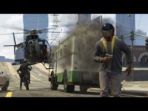 I NEED RESCUE (Grand Theft Auto Online #4)