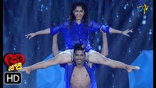 Mahesh and Ritu Performance   Dhee Jodi   28th November 2018   ETV Telugu