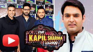 Kapil Sharma's FUNNY English With Housefull 3 Boys Akshay Kumar, Riteish, Abhishek Bachchan