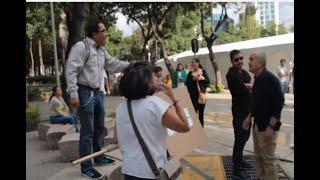 Insultan a Pedro Ferriz en la calle