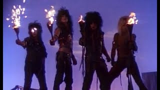 Mötley Crüe   Looks That Kill   2019 (official Music Video)