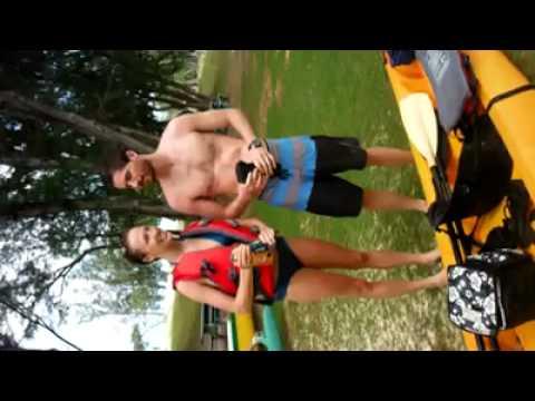 Kailua Beach Park Kayak Tour 130409-1