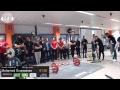 Northside Barbell Cup Zondag - Alle heren (excl. -93kg heren)
