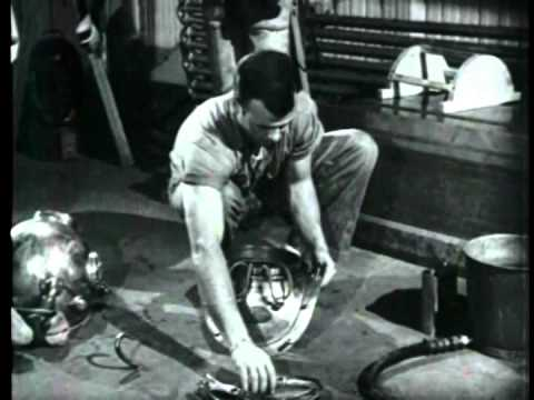 DANGERS OF DEEP SEA DIVING Vintage Film - THE DIVING DRESS | Scuba Diver