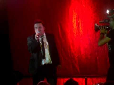 Holger Göpfert - Show me your Love (Premiere - Live - 15.08.09 im Capitol)