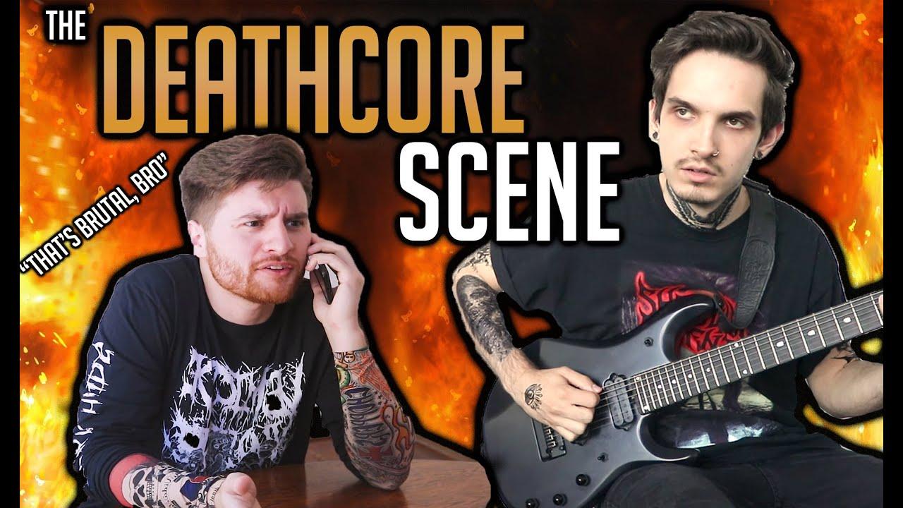 The Deathcore Scene In 5 Minutes (feat. Jarrod Alonge)