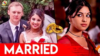 Wedding Of Simbu Actress | Actress Richa Gangopadhyay Married Her Boyfriend | Dhanush Mayakkam Enna