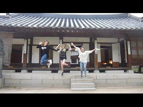 VLOG 6 SEOUL-KOREA : Korea House, Namsangol Hanok Village, sortie à Itaewon