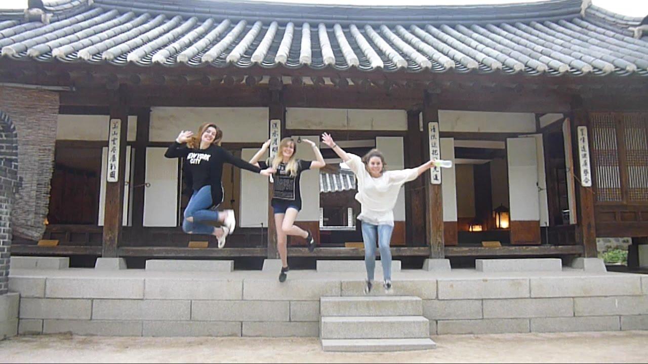 Awesome VLOG 6 SEOUL KOREA : Korea House, Namsangol Hanok Village, Sortie à Itaewon
