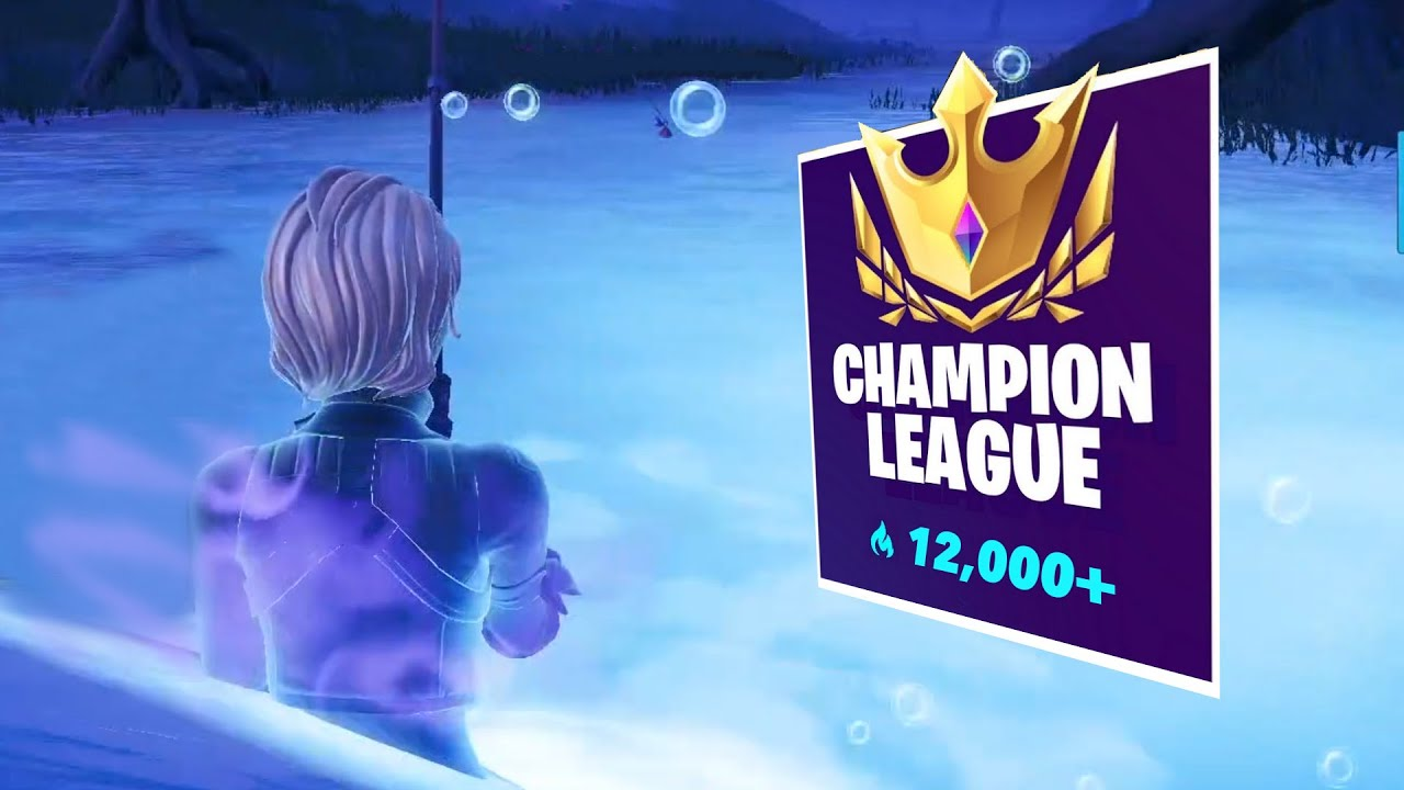 Easiest Way to get to Champions League in Fortnite Chapter ...