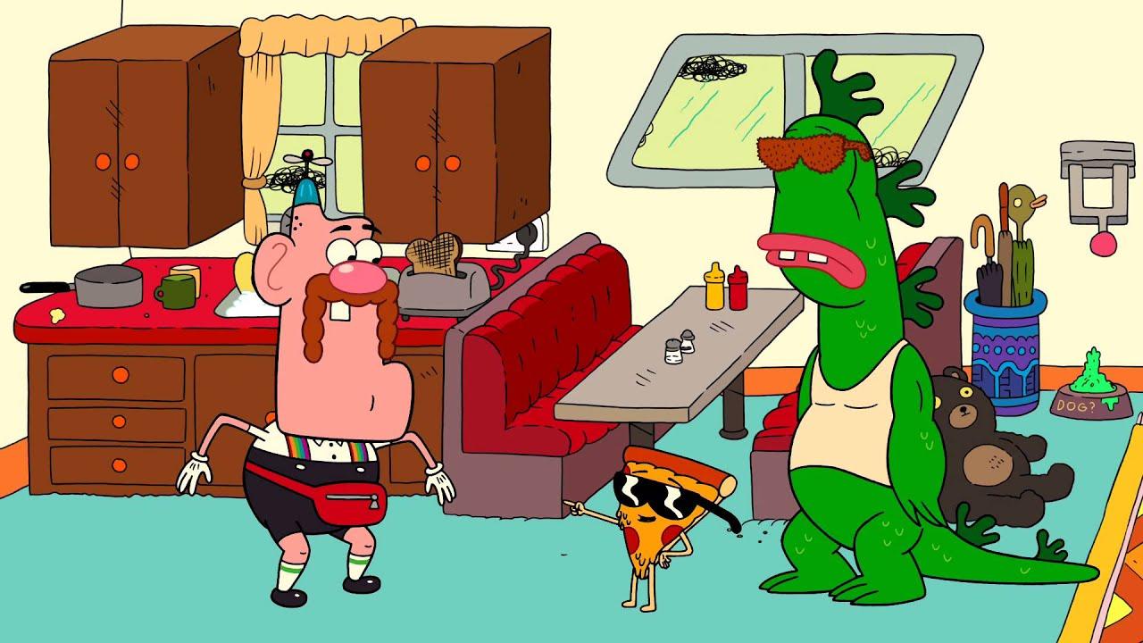 drivers test uncle grandpa sitter youtube
