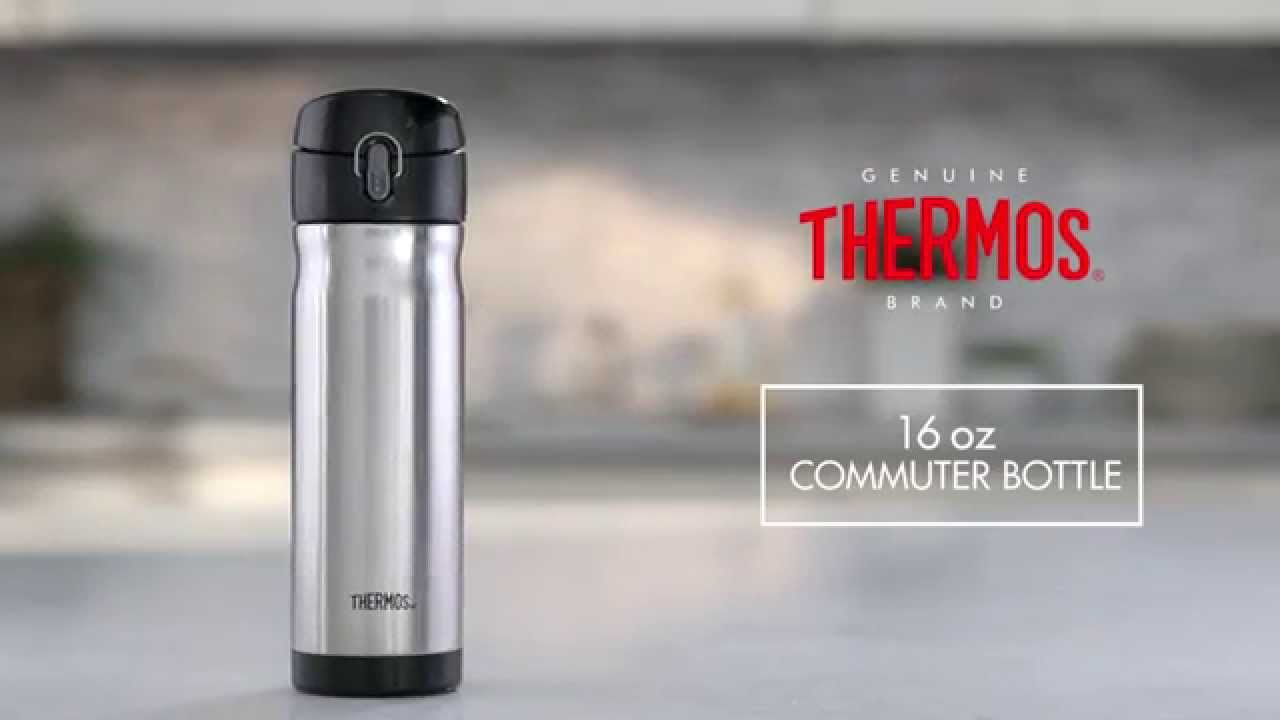 Vacuum Insulated 16oz Commuter Bottle | Thermos Commuter Bottle