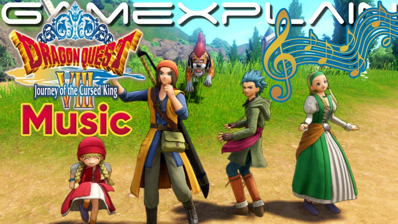 Unlock Dragon Quest VIII's Overworld Music in DQ XI S Definitive Edition!