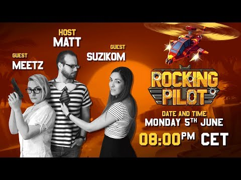 Rocking Pilot - Mad Head Girls Takeover