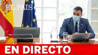 DIRECTO | Comparecencia de SÁNCHEZ con el primer ministro griego
