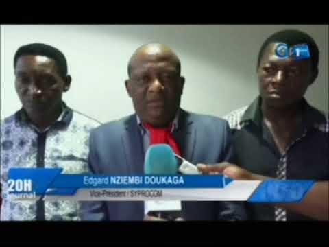 Poursuite de la grève des agents des groupes Gabon Télévision et Radio Gabon